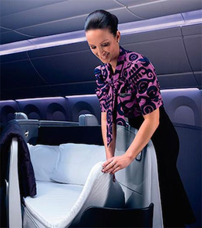 World's Best Airline is Air New Zealand