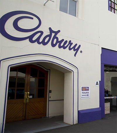 Chocolate Factory Saved by the Community