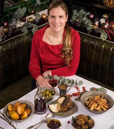 Chantelle Nicholson's Ultimate Vegan Christmas