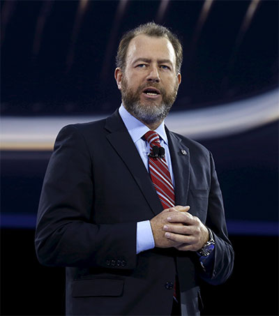 GM's Dan Ammann Sees the Future as Autonomous
