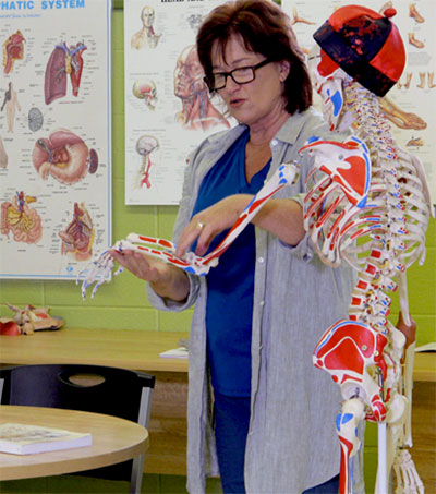 New Zealander Kay Evans Enhances US Holistic Course