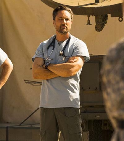 Grey's Anatomy Star Martin Henderson Exits Series