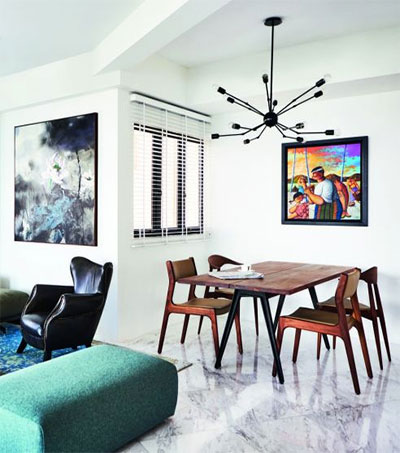 Singapore Home with New Zealand Sense of Space