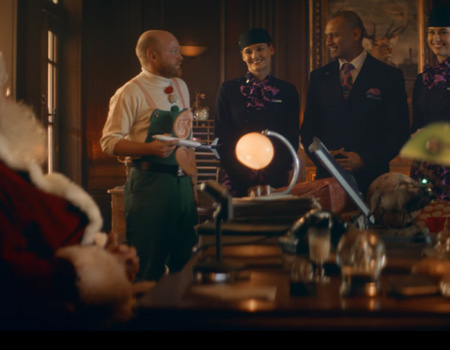 Air New Zealand Christmas Ad