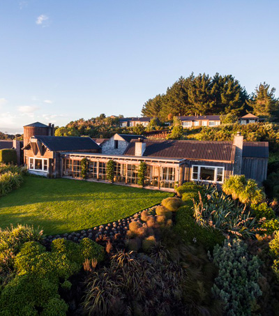 A Luxury Vacation in New Zealand