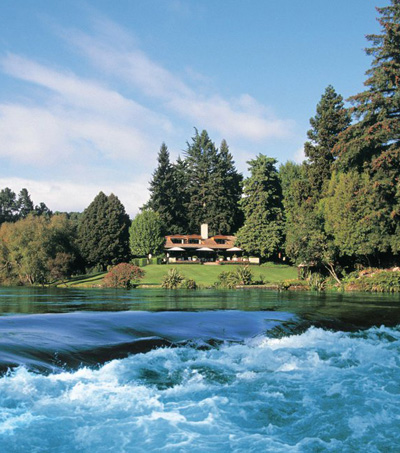 Huka Lodge – Sublime Location and Outstanding Service