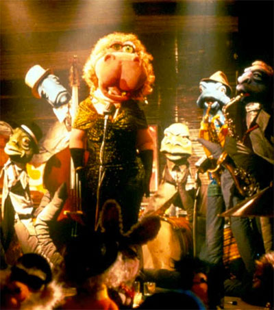 Meet the Feebles Had No Taste at All