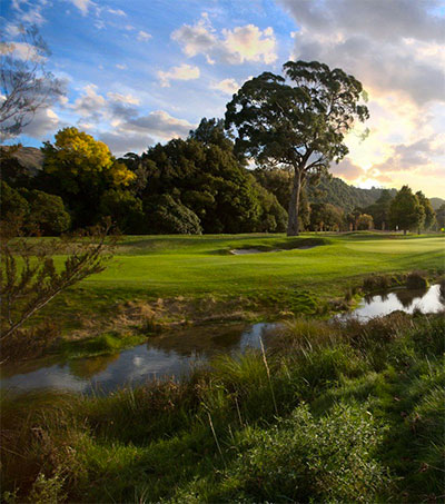 NZ Named Asia-Pacific Top Golf Destination