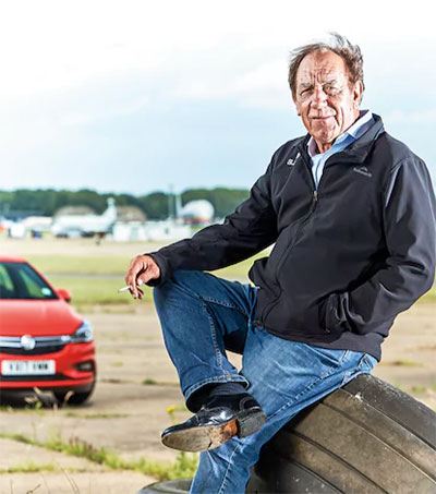 Trainer to World's Fastest Drivers is Rob Wilson