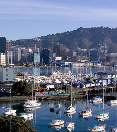 Our Big Cities Add Extra Dimension to NZ Holidays