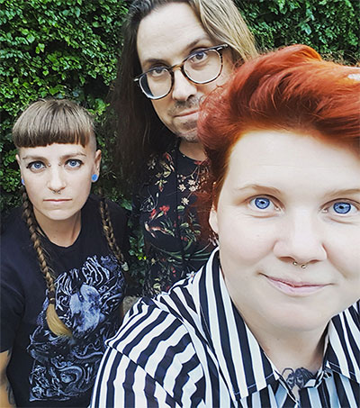 Witch Rockers HEX Are Here to Curse the Patriarchy
