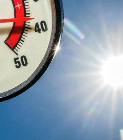 Country Swelters Through Hottest Ever Month