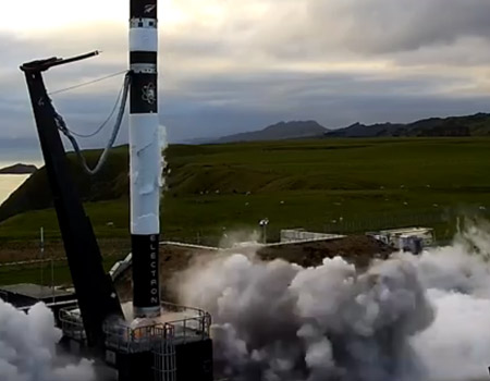 Rocket Lab – From Idea to Orbit
