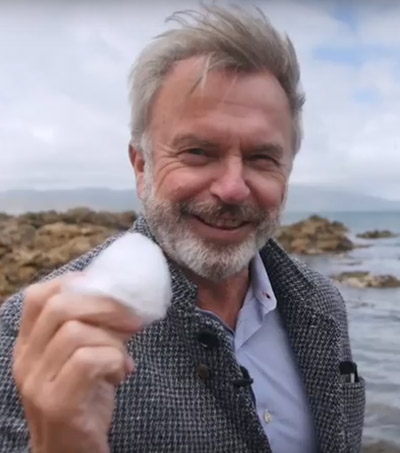 Sam Neill Wants to Ban the Plastic Bag