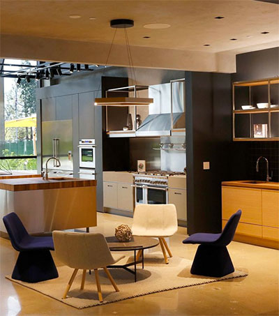 Luxe Fisher & Paykel Appliances Appeal in LA