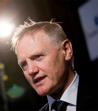 Joe Schmidt Turns Ireland into Formidable Machine