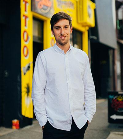 Sam Stuchbury Makes Prestigious Forbes List