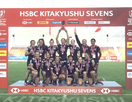 Black Ferns Sevens Win – Highlights