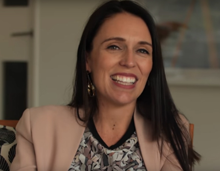Jacinda Ardern On How Her Life Has Changed