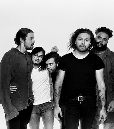 Gang of Youths' Max Dunn Talks to Rolling Stone