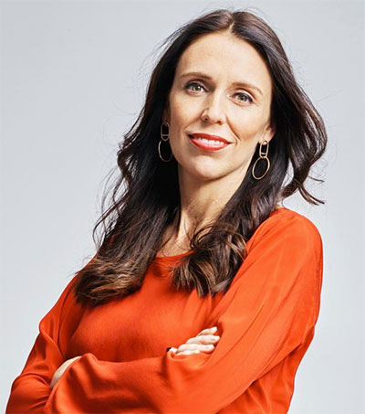 Britain's Sunday Times Interviews Jacinda Ardern