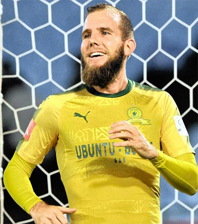 Jeremy Brockie Pleased about South Africa Move