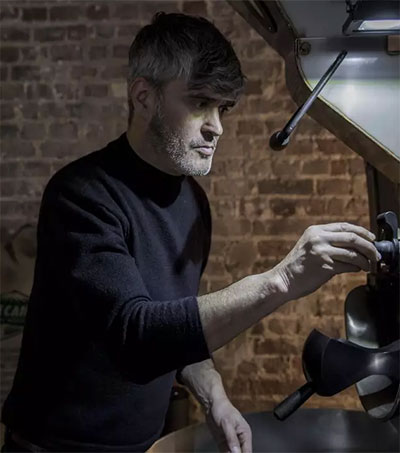 London Roaster Kurt Stewart Makes Coffee Accessible