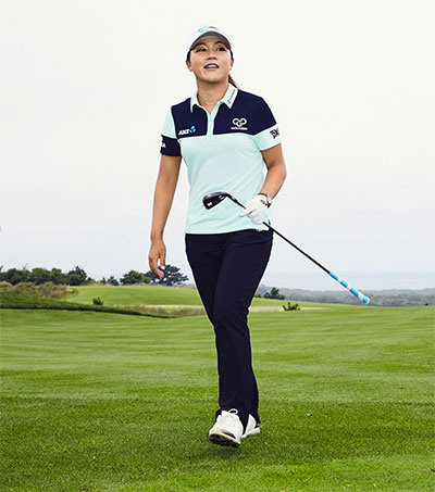Golfer Lydia Ko Envisions Her Pro Future