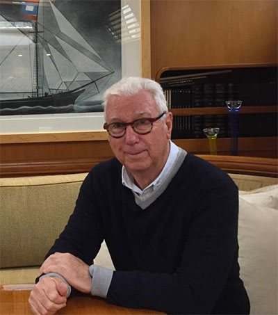 Sailing for Everyone Says Yacht Maker Ron Holland