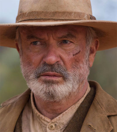 Sweet Country's Sam Neill Marks Milestone