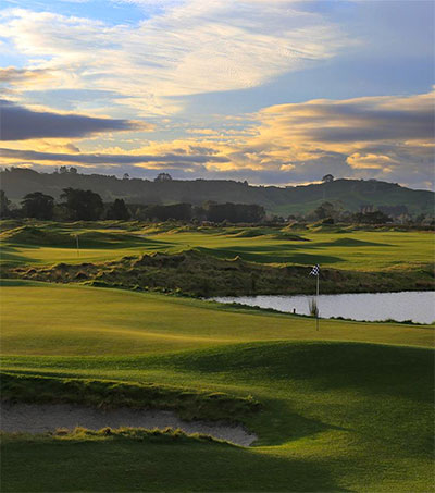 North Island Home to World Class Golf Courses