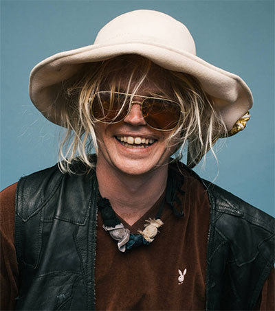 Brazil Readies for Connan Mockasin