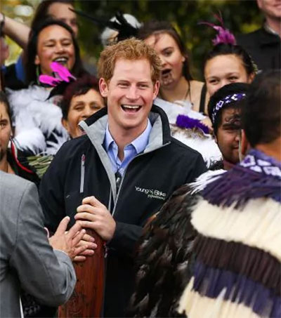 How to Follow in the Royal Family's Footsteps in NZ