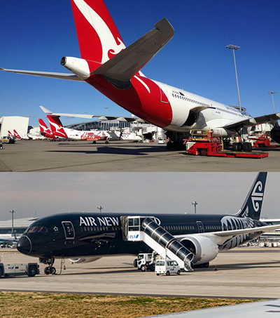 Air NZ and Qantas Sign Codeshare Agreement Isolating Virgin Australia