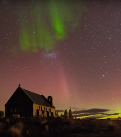 Where to See Aurora Australis in NZ