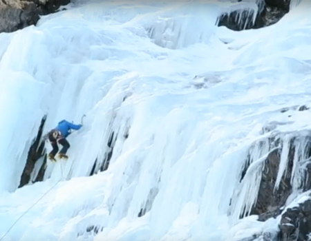 Ice Climbing in New Zealand