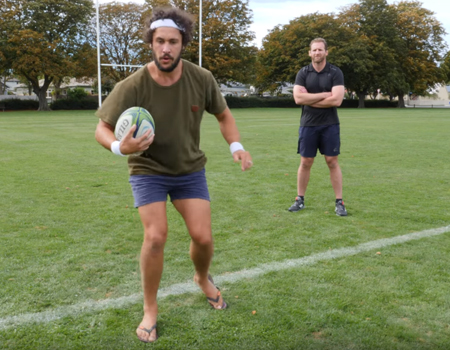 How to Rugby – How to Dad