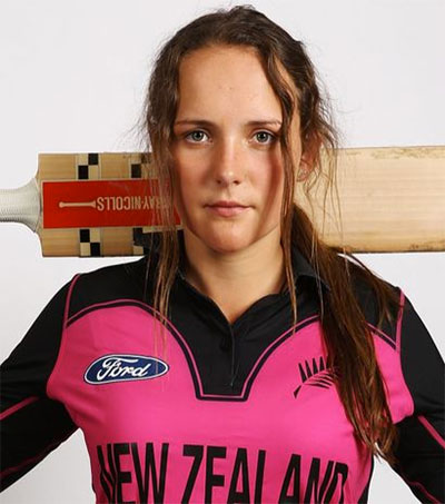 Teen Amelia Kerr Hits Highest Women's ODI Score