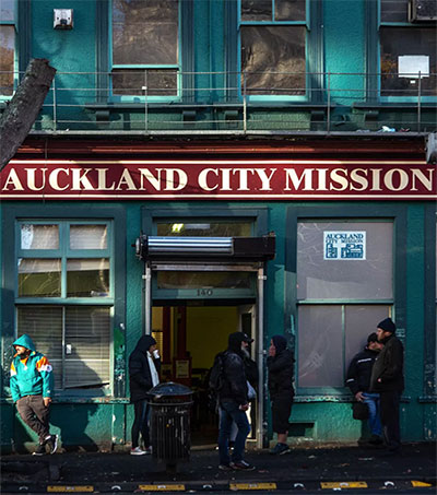 New Zealand Tackles a Surge in Homelessness