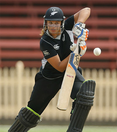NZ Female Cricketers Make World's Best List