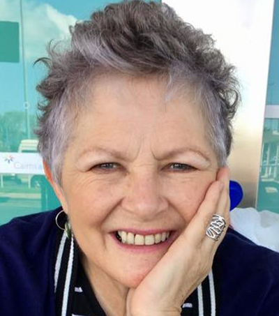 Sue Paterson, Inspirational Arts Producer
