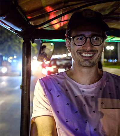 New Netflix Show for Tickled's David Farrier