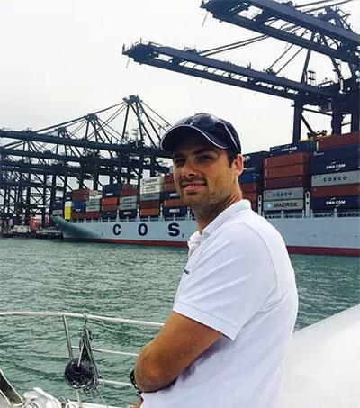 All Aboard James Hargreaves' Hong Kong Port Tour
