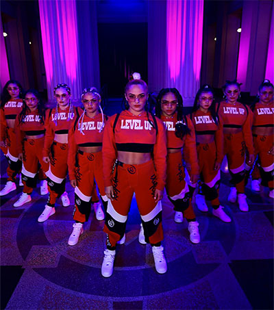 Parris Goebel and ReQuest Stars of Ciara's Latest