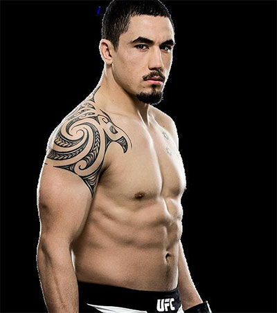 Robert Whittaker Named Fighter of the Year