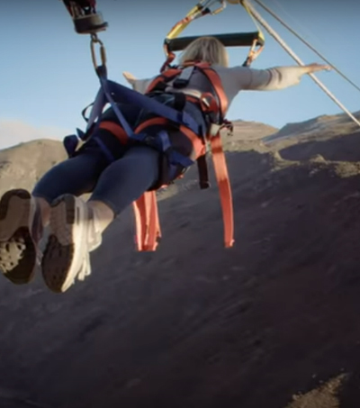 New Bungy Experience Catapults Users to 60 mph in 1.5 Seconds