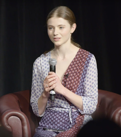 Thomasin McKenzie Joins Top Gun Sequel