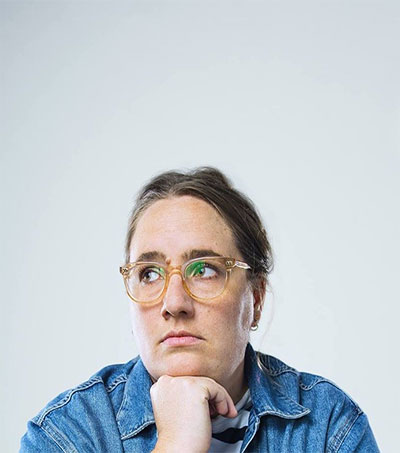 Edinburgh Hosts Comic Alice Snedden
