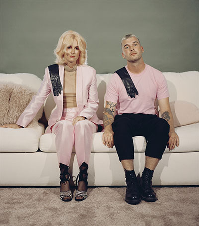 Get to Know the Brother-Sister Duo Broods