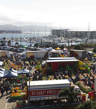 Wellington a Constantly Innovative Food Scene